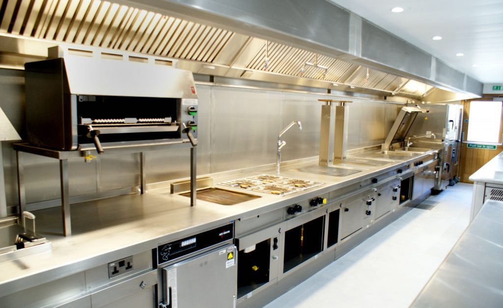 Commercial Kitchen Construction : The importance of gfci protection for commercial kitchens